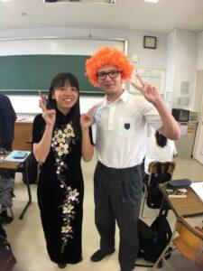 Kevin - High School Japan