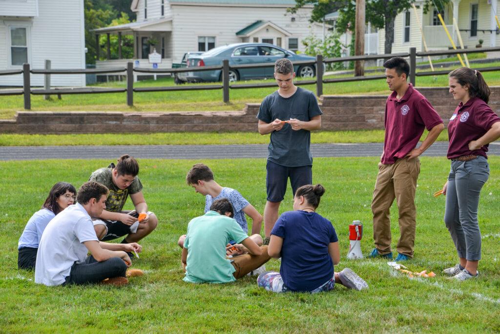 Lyndon Institute High School boarding USA